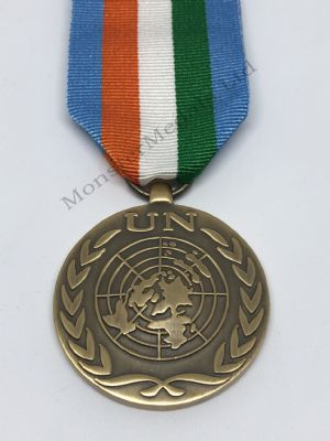 Full size United Nations UN Ivory Coast Medal UNMINUCI